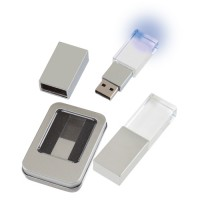 Kristal Usb Flash Bellek 886